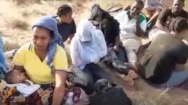 Tunisie- Démenti officiel de la vidéo,promue par des parties italiennes, prétendant l'expulsion des migrants ivoiriens  vers la Libye