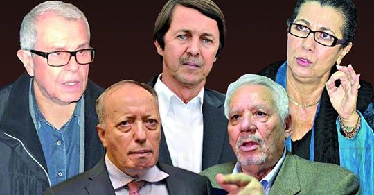 Saïd Bouteflika risque 20 ans de prison — Algérie