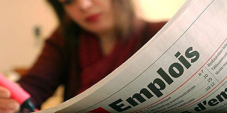 Tunisie: Disparités dans l'emploi, pourcentage, selon les régions