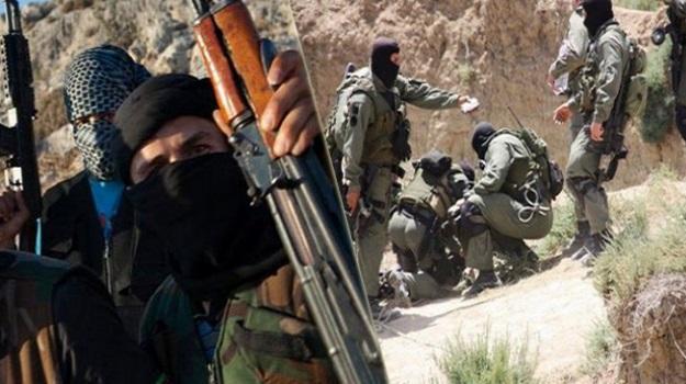 Tunisie-Urgent: Décès du chef du poste de la Garde nationale de Haïdra et élimination de trois terroristes