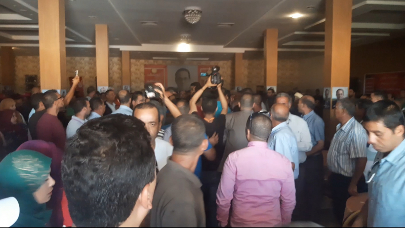 Tunisie- Interruption du meeting de Youssef Chahed à Kasserine : Slim Azzabi dément