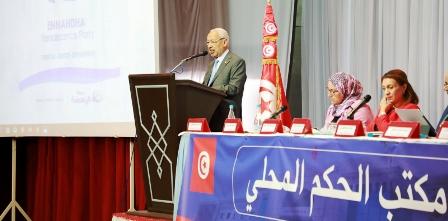 Tunisie – Audio: Rached Ghannouchi: Nous gouvernerons au Bardo, à Carthage et à La Kasbah