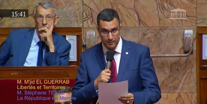 VIDEO: Les élections tunisiennes discutées au parlement français: La gifle magistrale du gouvernement français à des lobbyistes tunisiens!