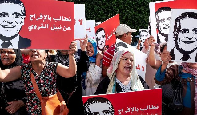 Tunisie – Pourquoi certains pensent qu'il est impératif de libérer Nabil Karoui pour donner aux élections une certaine crédibilité?