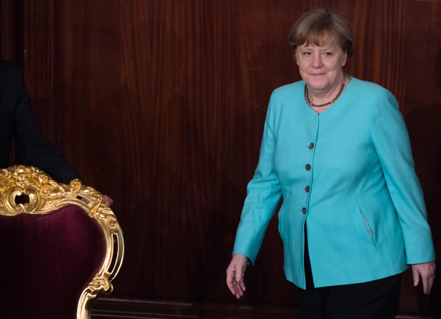 Merkel adresse ses félicitations à  Kais Saïed