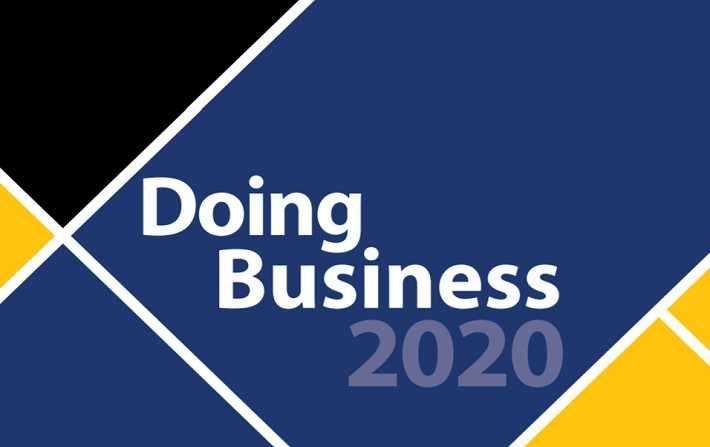 Doing Business 2020 : la Tunisie se classe 78ème et gagne deux places