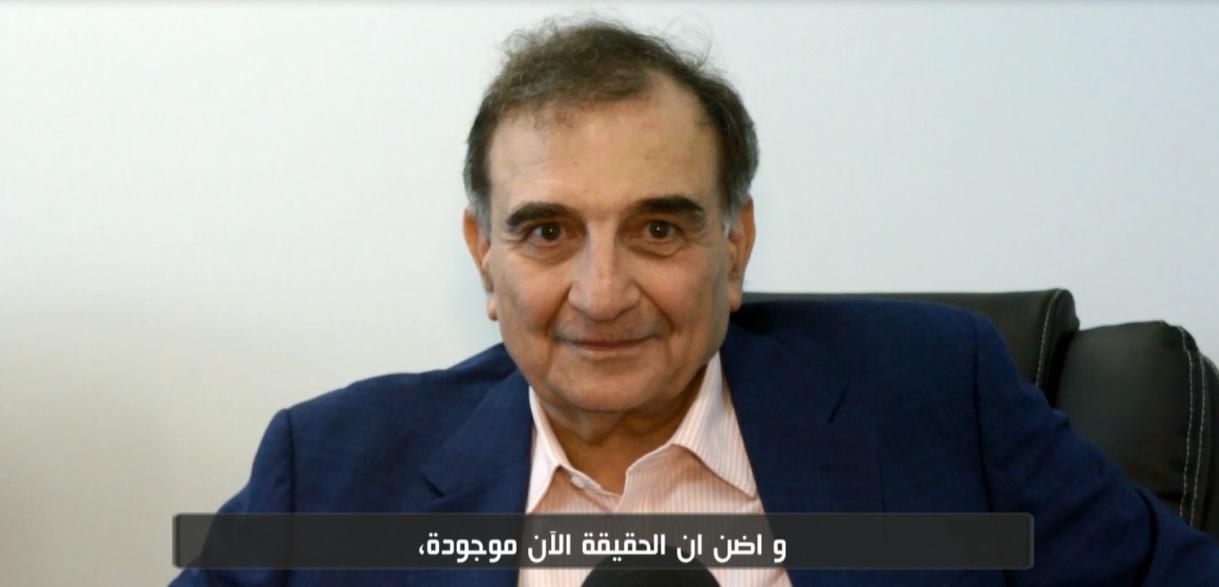 Interview sur le contrat de lobbying de Nabil Karoui diffusée sur YouTube