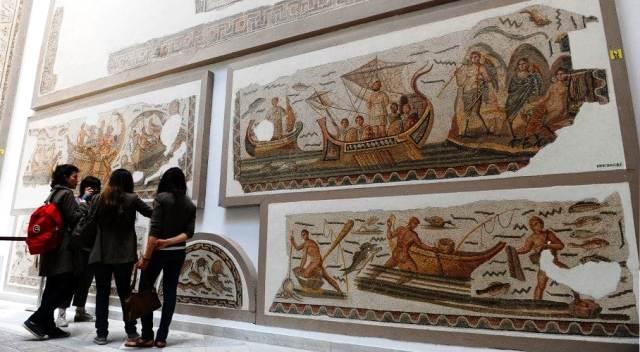 Tunisie – Vers la mise en place d'une nouvelle Mosaïque au Bardo…