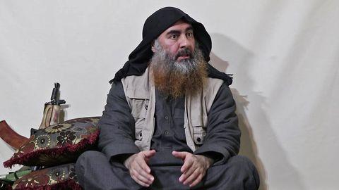 Etats-Unis: Le corps d'Abou Bakr al-Baghdadi immergé en mer