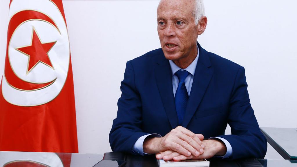 Tunisie: Kaïs Saied rencontre le conseil de l'ISIE