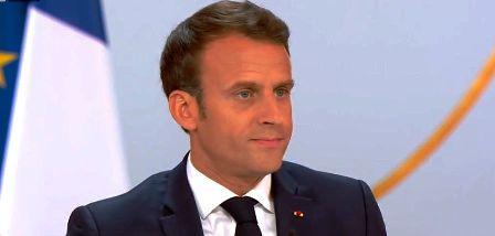 Tunisie – Emmanuel Macronfélicite Kaïs Saïed