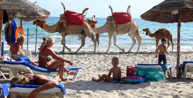 Tunisie – Les recettes du tourisme ont augmenté de 41% les dix derniers mois