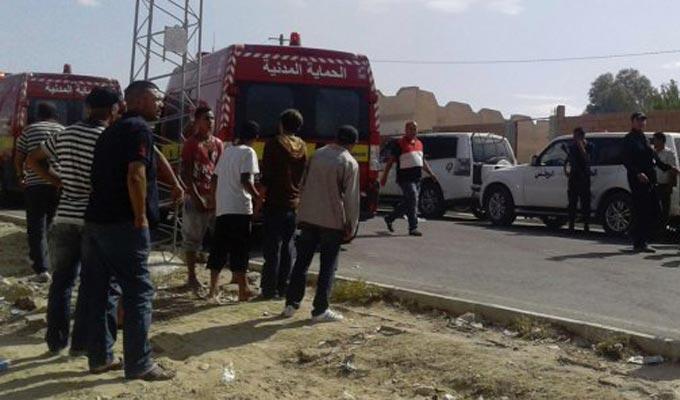 Tunisie: Décès de trois personnes et deux autres blessées dans un accident de la route
