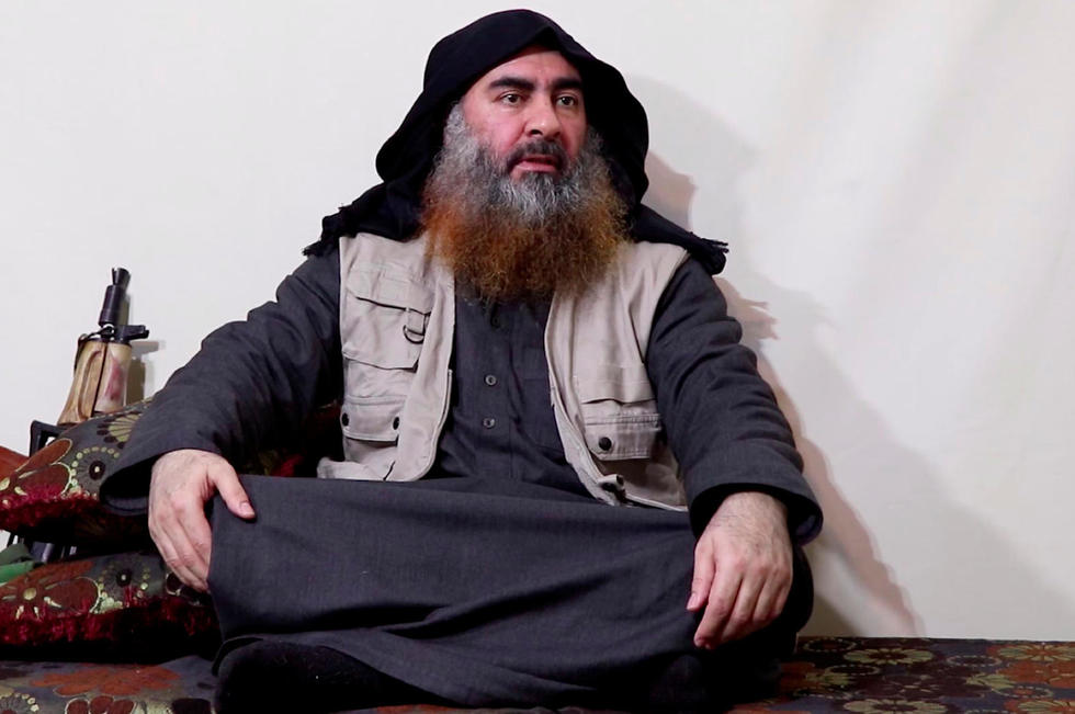 La sœur d'Al-Baghdadi est aux mains des Turcs — Daech