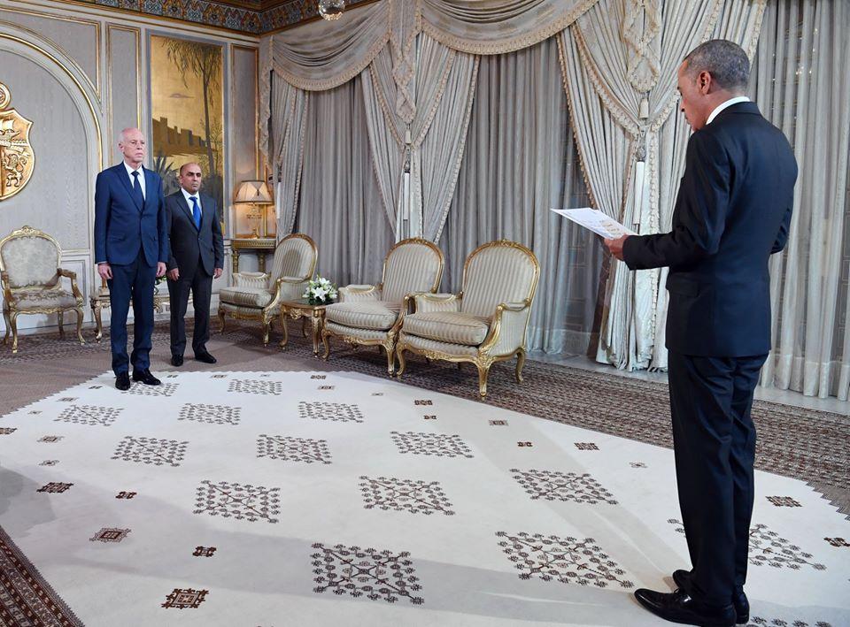 Tunisie-  Azouz Baalal, nouvel ambassadeur d'Algérie en Tunisie