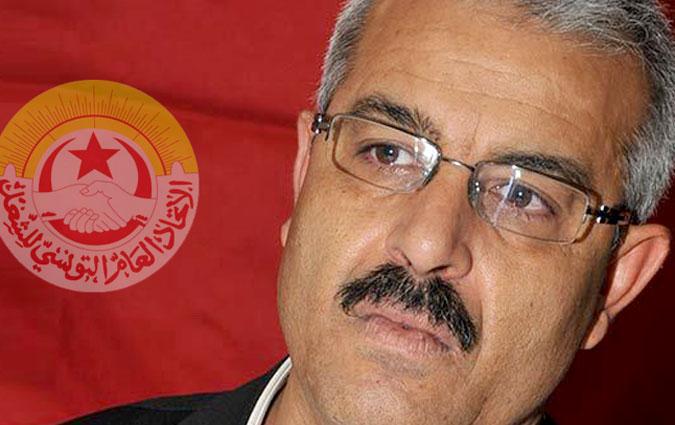 Tunisie: Samir Cheffi réfute les accusations contre l'UGTT de couvrir des corrompus