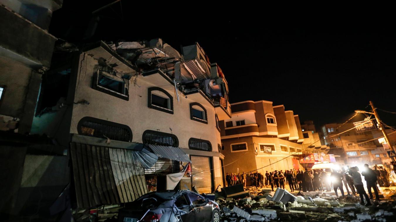 Condamnation par la Tunisie de l'escalade de l'entité sioniste dans les territoires palestiniens occupés