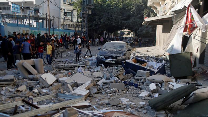 Israël : plusieurs tirs de roquettes après la mort d'un haut commandant palestinien à Gaza