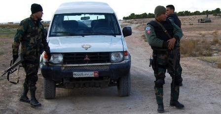 Gafsa: Un agent de la garde nationale, contrebandier, écrase le chef d'une patrouille sécuritaire
