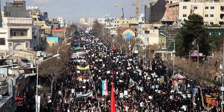 Iran: Le pouvoir accuse des pays de la région de susciter les protestations populaires
