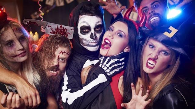 Tunisie: Interpellation à la Soukra d'un groupe de jeunes pour avoir fêté Halloween