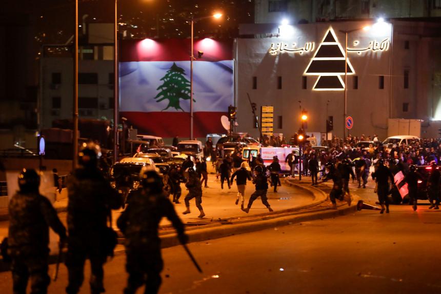 Liban : De nouveaux heurts entre les manifestants et les forces de l'ordre