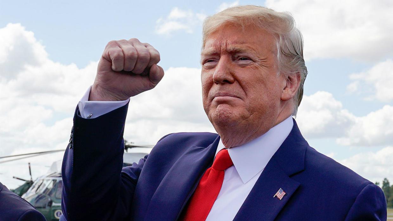 USA-Elections présidentielles: Le camp Trump mène une énième action en justice