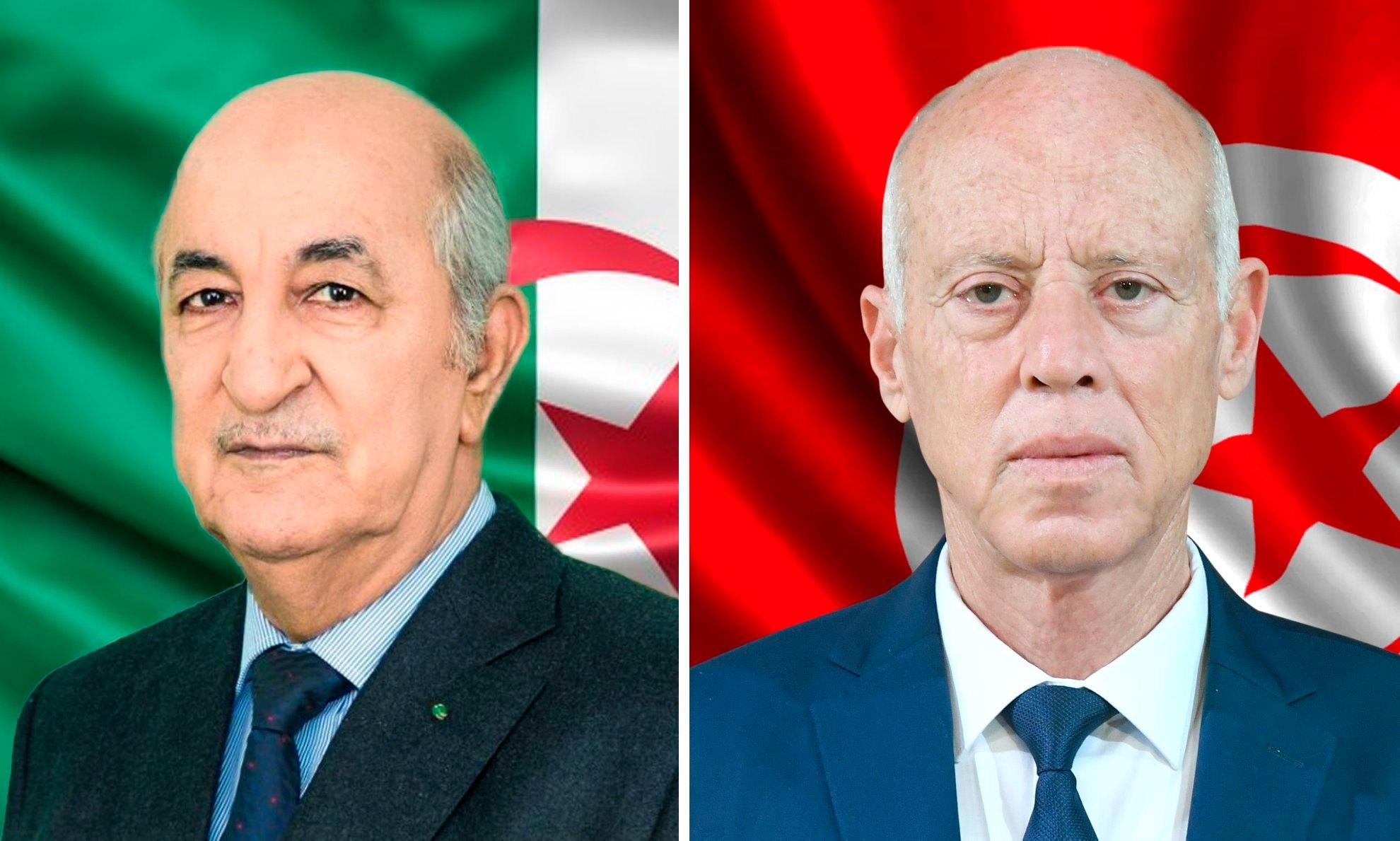 Tunisie : Kais Saïed présente ses condoléances au président algérien
