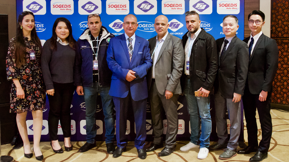 SOGEDIS, distributeur de la marque FUYAO en Tunisie