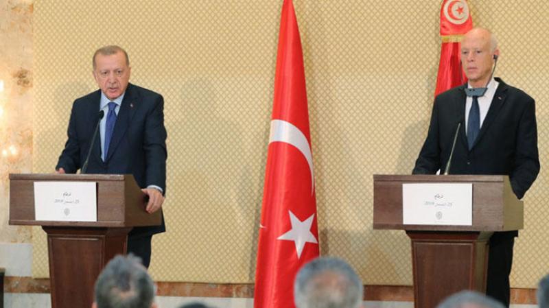 Tunisie: Couverture médiatique de la visite de Recep Erdogan, précisions de la présidence de la République