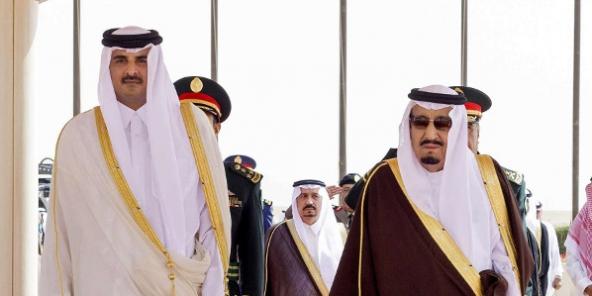 Qatar/Arabie saoudite: Des progrès pour mettre fin à la crise dans le Golfe