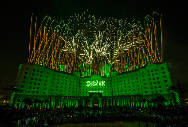 Une première, l'Arabie saoudite s'apprête à célébrer le nouvel An