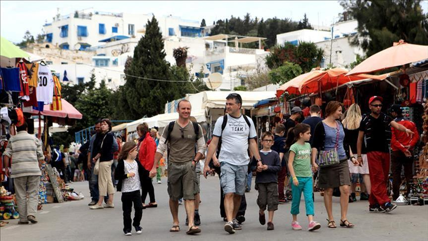 La Tunisie a accueilli 9 millions 30 mille touristes au 20 décembre 2019