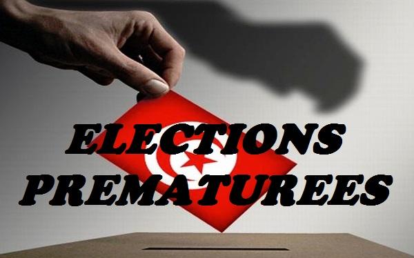 Tunisie – Pourquoi et qui se cache derrière cette rumeur de l'éventualité de refaire des élections prématurées?