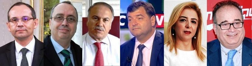 Tunisie – Quels sont les actuels ministres qui pourraient être retenus dans le gouvernement Jemli