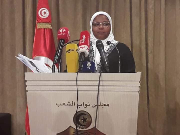 Tunisie: Jamila Ksiksi envisage d'intenter un procès aux adhérents du PDL