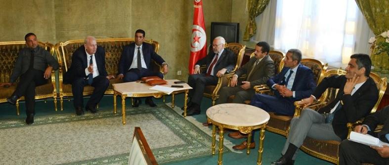 Tunisie – Cafouillage à l'ARP. Ghannouchi ne sait plus où donner de la tête
