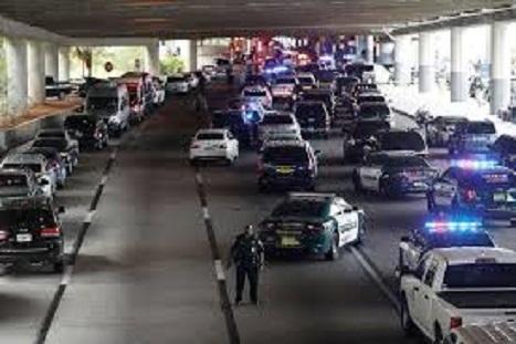 Quatre morts dans une course-poursuite à Miami — Etats-Unis