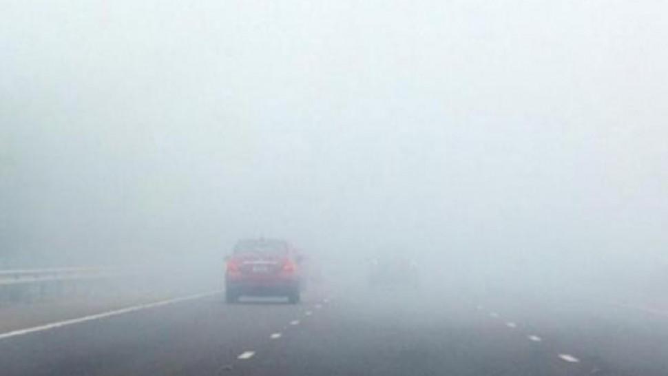 Tunisie : La garde nationale met en garde contre un épais brouillard sur l'autoroute A1