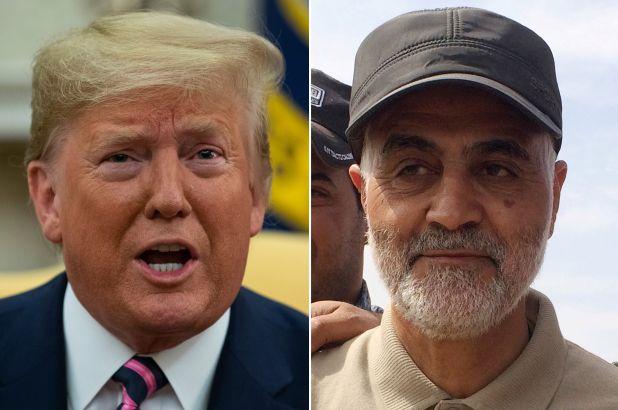 """Iran: Donald Trump est un """"terroriste en costume"""""""