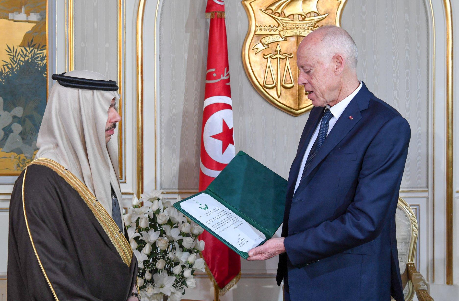 Tunisie- Kais Saied invité à visiter l'Arabie Saoudite