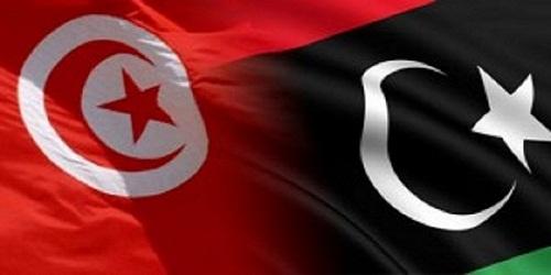 Arrivée d'une délégation libyenne en Tunisie