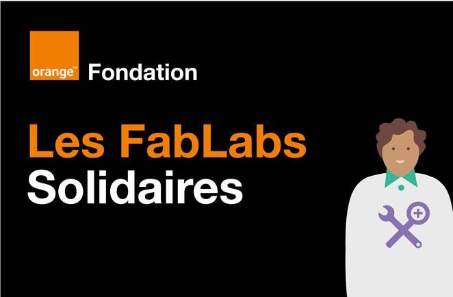 Orange Tunisie, avec l'appui de la Fondation Orange, lance son appel  à projets « FabLab Solidaire » pour l'année 2020
