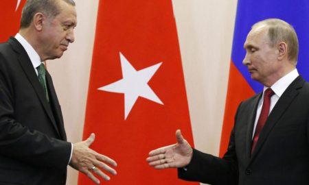 Rapprochement Turquie Russie
