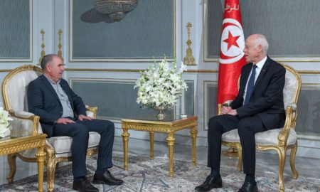 Rencontre Saied-Taboubi