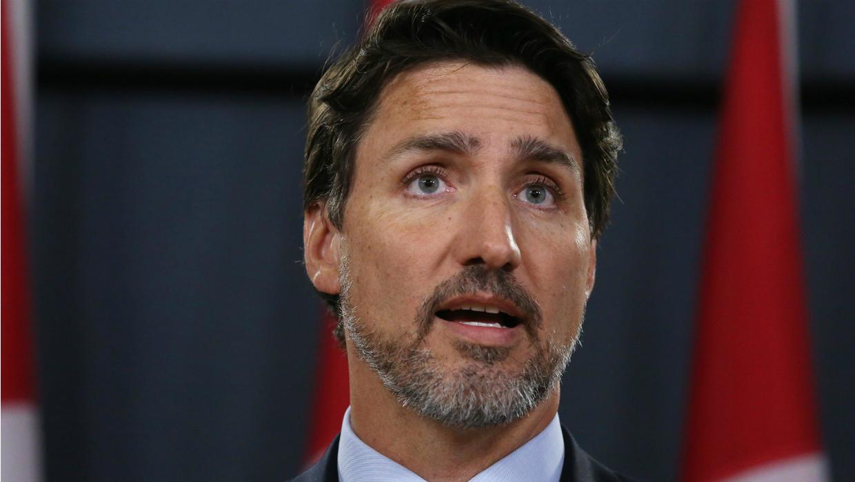 """Crash du Boeing: """"l'avion a été abattu par un missile iranien"""", affirme Justin Trudeau"""