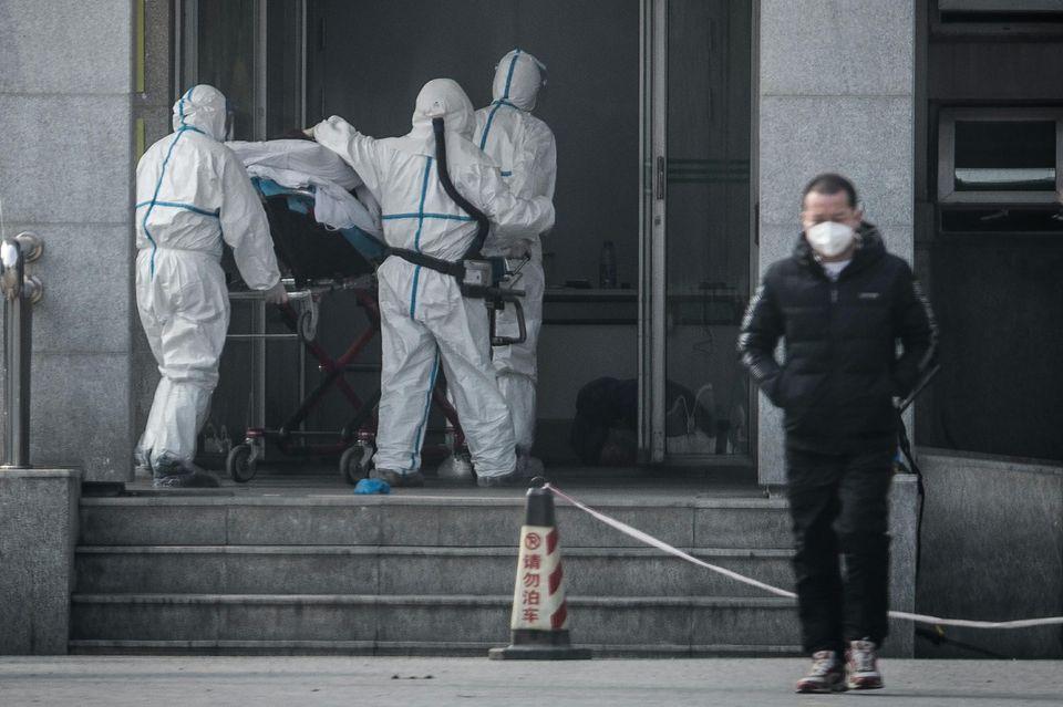 Virus en Chine: un troisième mort, l'épidémie se propage