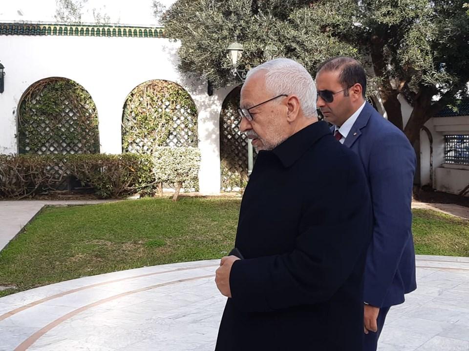 Tunisie: Consultations sur la formation du gouvernement, Rached Ghannouchi refuse l'exclusion de Qalb Tounes