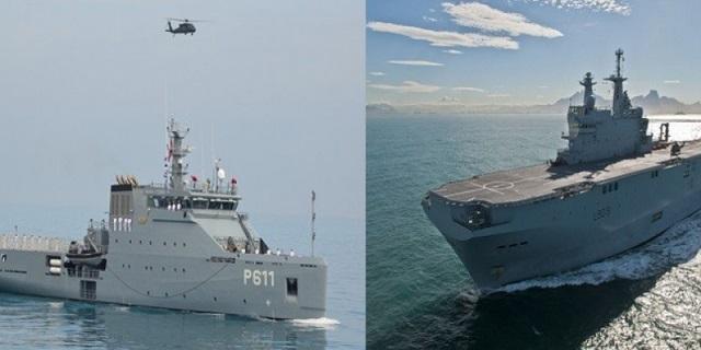 Tunisie: Manoeuvre maritime commune entre la marine tunisienne et française