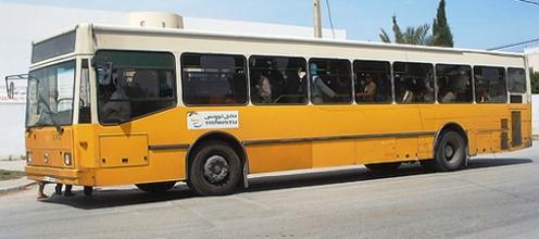 Journée banale en Tunisie – 1- Braquage d'un bus de la Transtu